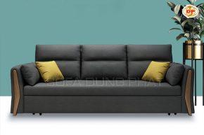 Ghế Sofa Giường Nhập Khẩu Màu Đen Sang Trọng Cuốn Hút DP-GK55