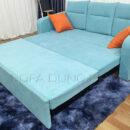 Sofa Giường Sắc Xanh Dịu Mát DP-GK56