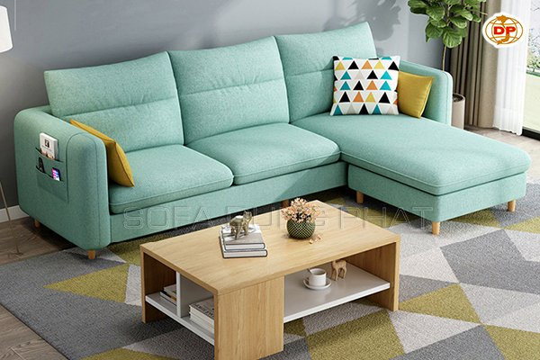 Sofa Góc Kiến Tạo Không Gian Sống Đẹp DP-G41