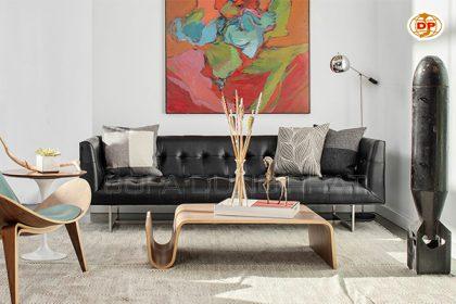 sofa màu đen