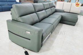 Ghế Sofa Nhập Khẩu Kết Hợp Ghế Thư Giãn Chỉnh Điện DP-NK32