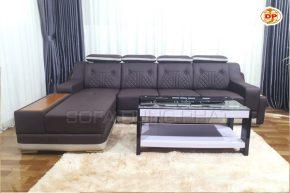 Sofa Cao Cấp Lưng Tựa Thiết Kế Mắt Lưới Sắc Nét DP-CC30