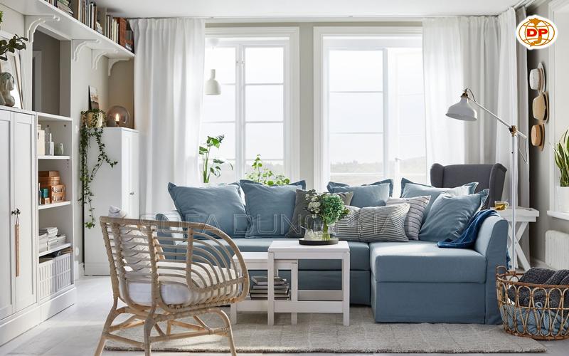 sofa chung cư đẹp