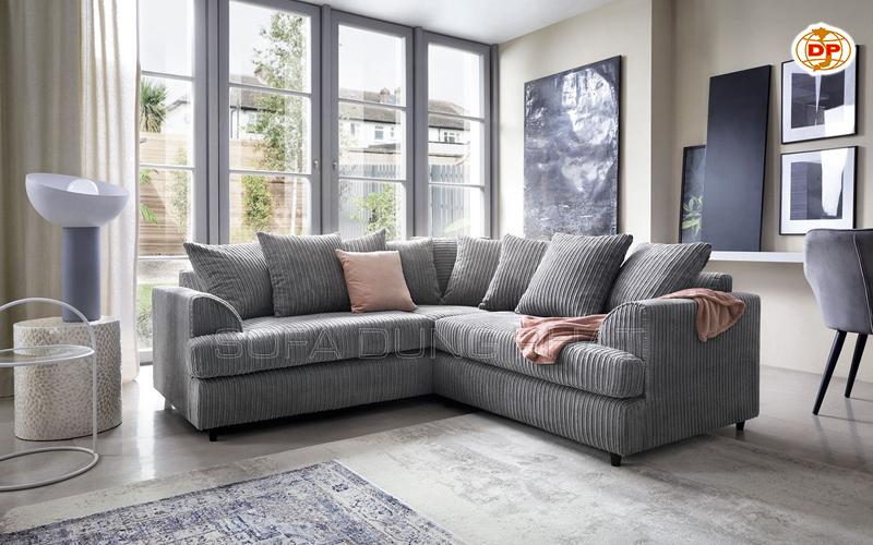 sofa chung cư thẩm mỹ