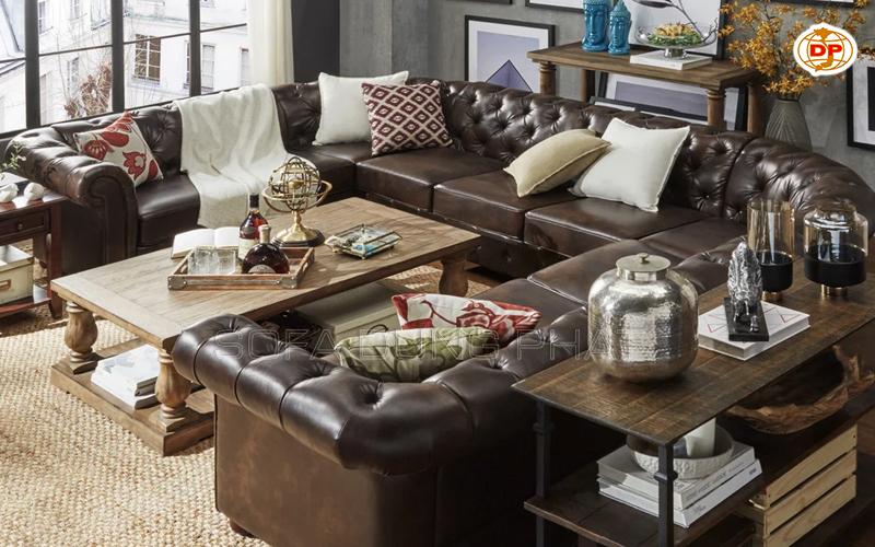 sofa nhập khẩu đẹp