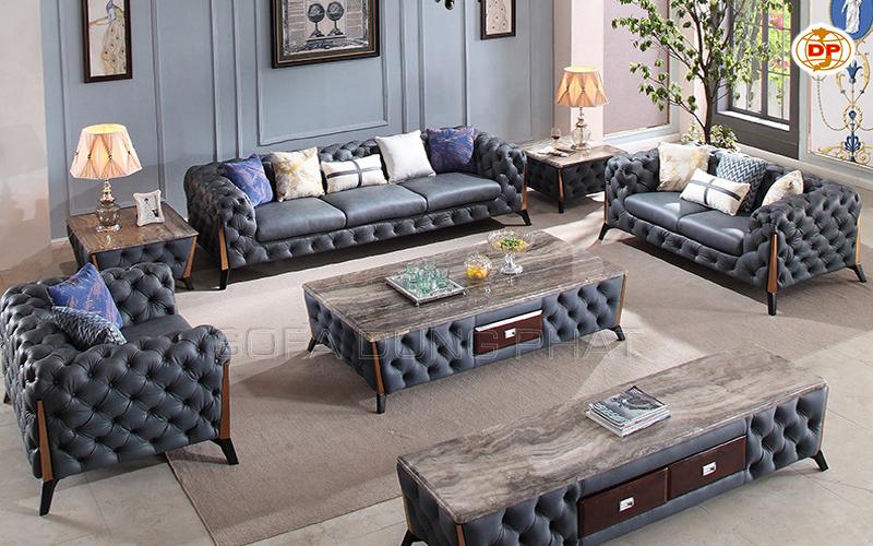 sofa nhập khẩu bền đẹp