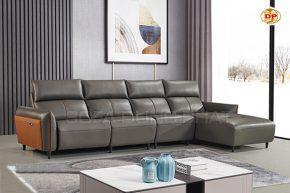 Sofa Nhập Khẩu Bọc Da Cao Cấp Viền Màu Nổi Bật DP-NK85
